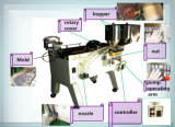 آليّة جوزة قالب صانعة 28 نحاسة نماذج آلة