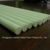 Isolação GRP&FRP Rod/barra da fibra de vidro da cola Epoxy da resistência de corrosão