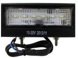 Lampada della targa di immatricolazione di DC10-30V 3528 LED