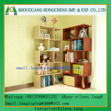 Moderner Entwurfs-Melamin-Bücherregal