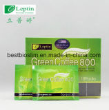 Café verde 800 de Leprin, extrato erval que Slimming a perda de peso do produto