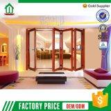 Puertas BI-Plegables del aluminio de la entrada delantera