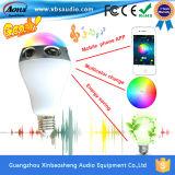 Slimme Home Wireless Bluetooth LED Light Speaker met APP & Afstandsbediening