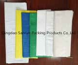 Pp. gesponnener Beutel für den Verpackungs-Abfall exportiert nach Korea