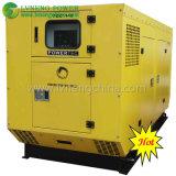 Tipo silenzioso generatore diesel con a basso rumore eccellente