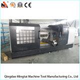 Entièrement clôturée machine Horizontal Lathe / CNC Lathe
