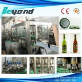 Bottle de vidro Washing Filling Capping Machine para o refresco Beer