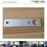 Hohe Präzision CNC-maschinell bearbeitenteile vom Aluminium