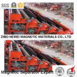 Zxs80-IIIはマンガンの鉱石、褐鉄鉱、赤鉄鉱、Specularite、イルメナイトおよび他の金属オレゴンのための高輝度磁気分離器をぬらした
