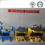 Capacité de rotation 3000kg 3ton de Tableau de positionneur de soudure