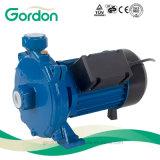 Pompe centrifuge auto-amorçante de câblage cuivre électrique domestique avec la boîte en plastique