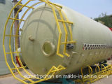 FRPタンク工場Dn3200mm