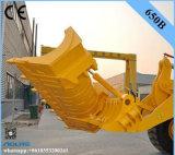 contrôle de manche de position de 650model 2.5-3m3 chargeur de roue de 5 tonnes