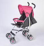 Baby-Spaziergänger mit justierbarem Gegenständer und Schemel