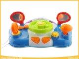 Baby spielt Lenkrad-Spielwaren-intellektuelle Spielwaren für Baby