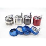 Bontek 알루미늄 불안정한 나물 분쇄기의 4개 부품