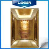 Elevatore di vetro dell'ascensore per persone di arte