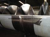 De Machine van de Slachting van het Gevogelte van het roestvrij staal (Spiraalvormige het Vooraf koelen Machine)