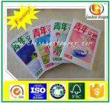 Tintenstrahl-Offsetdruckpapier für Papier der Bücher 60GSM/books färben