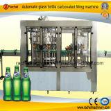 Macchina gassosa automatica della bevanda della bottiglia di vetro