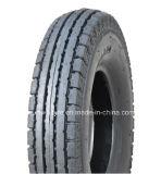 O triciclo da motocicleta monta pneus 4.00-8 4.00X8