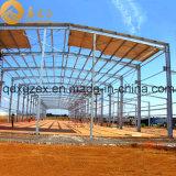 Magazzino prefabbricato personalizzato della struttura d'acciaio (SSW-1005)