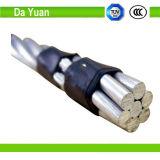 Câble électrique en aluminium de câble aérien de brin de faisceau d'alliage