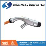 Estaciones de carga de Setec Chademo EV para la hoja de Nissan