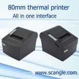 Термально принтер получения с всеми в одной поверхности стыка