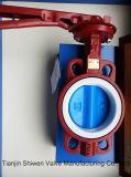 Tianjin-Hersteller JIS 10k des Oblate-Drosselventils