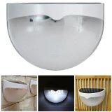 Sensor al aire libre impermeable que enciende las luces accionadas solares del LED para la decoración de la pared