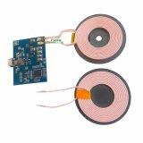 Carte à circuit de remplissage de remplissage sans fil de bobine du Qi PCBA DIY