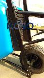 Op zwaar werk berekende Australische Kruiwagen met Plastic Dienblad