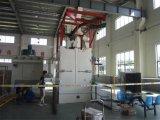 Hanger Plano automática máquina de sopro / Dustless Jateamento Equipamento