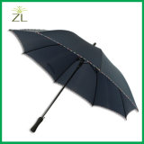 Зонтик гольфа высокого качества подарка Audi гуляя ручки автомобиля ручки ЕВА открытый с печатями логоса