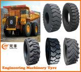 採鉱トラックは1300-25 22pr TT E3/L3のバイアスタイヤ13.00-25にタイヤをつける