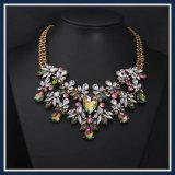 Ожерелье Eearing ювелирных изделий способа новой смолаы деталя цветастое