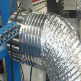 기계를 형성하는 알루미늄 유연한 덕트