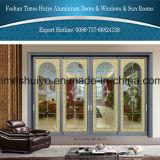 Aluminiumchina-Tür und Außentür