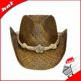 Шлем сторновки рафии, шлем ковбоя, шлем сторновки способа