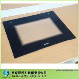 Vidro de vidro resistente ao calor da porta do forno com impressão da tela de seda