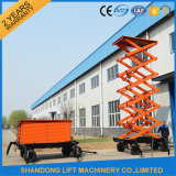 세륨을%s 가진 유압 Scissor Lift Table Cargo Lift Table