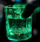 Copo eletrônico de venda quente do diodo emissor de luz para o partido