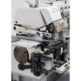 máquina de alta velocidade da tampa da borda da máquina de costura de 4-Thread Overlock (FIT747F-XT)