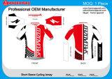 Progettare il servizio per il cliente dell'OEM tutto il colore rapidamente Jersey di riciclaggio asciutta