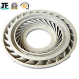 Carcaça de areia de aço de alumínio personalizada OEM do ferro do aço inoxidável