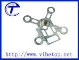Stukken de van uitstekende kwaliteit van het Aluminium door CNC Machinaal te bewerken (alu-017)