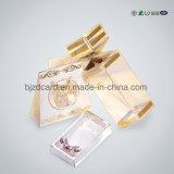 케이크 전시를 위한 투명한 플라스틱 상자