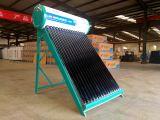 No-Presión termal solar de los productos de la calefacción por agua