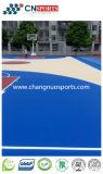 A corte de madeira de Basketbal da textura ostenta o revestimento